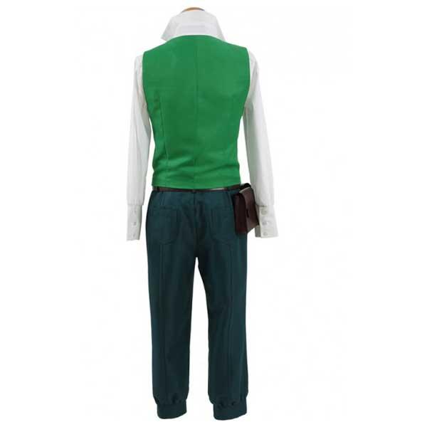 Cosdaddy My Hero Academia Cosplay Green Full Set Costume