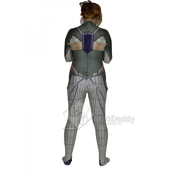 Cosdaddy NEON GENESIS EVANGELION EVA Cosplay Costume
