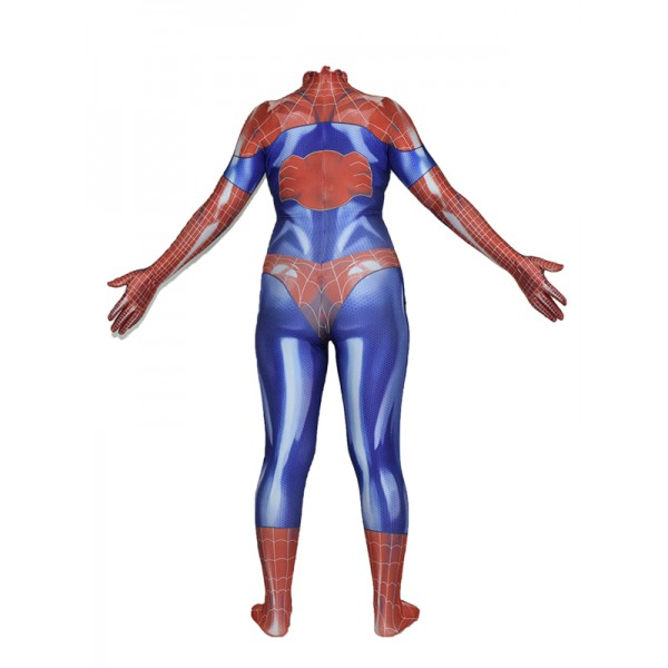 Cosdaddy Spider-Man Mary Jane Spider Woman Cosplay Costume Jumpsuit for Women