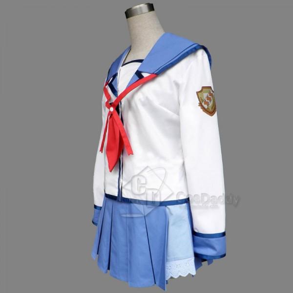 Angel Beats!Yurippe Yuri Cosplay Costume