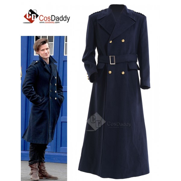 Doctor Who Torchwood Captain Jack Harkness Dark Bl...