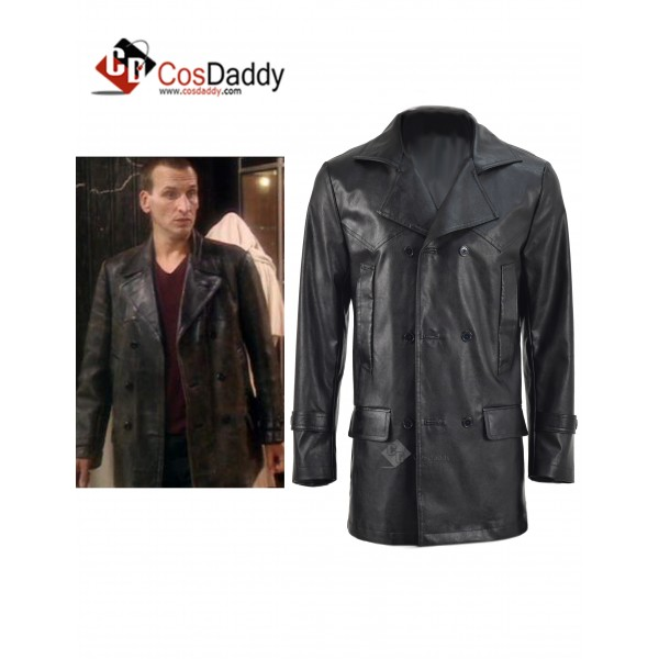 Doctor Who Ninth 9th Doctor Jacket Costume