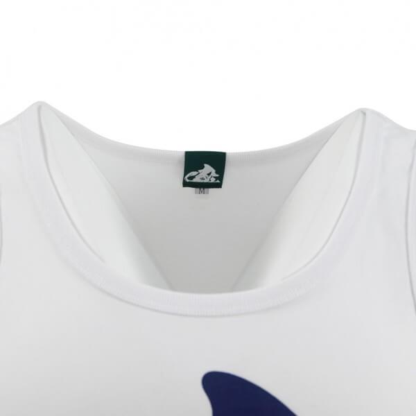 Nintendo Switch Shooting Game Splatoon 2 Hot White T-shirt