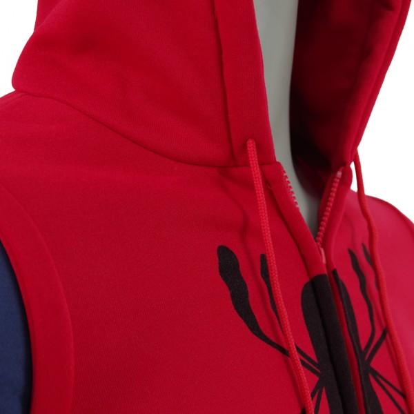 Spider-Man:Homecoming Hoodie Halloween Cosplay Costume
