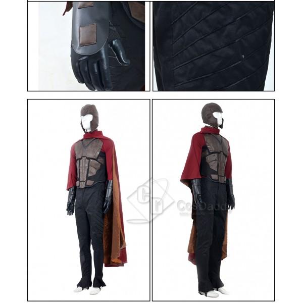 X-MAN Magneto Max Eisenhardt teenhood cosplay costume