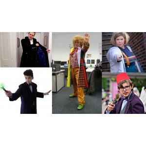 Best Doctor Who Cosplay Costume Store Online