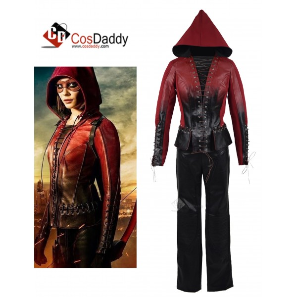 Green Arrow Season 3 Speedy Mia Dearden Cosplay Co...