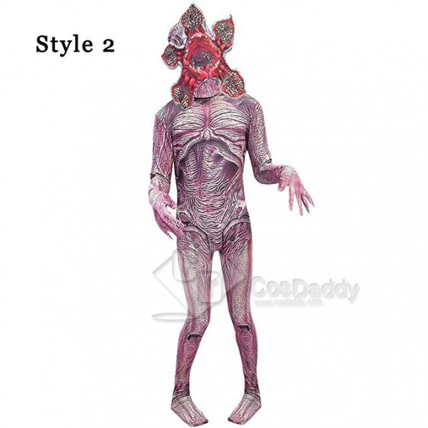 Adult Biochemical Zombie Halloween Jumpsuit Bodysuit Mask Cosplay Costumes