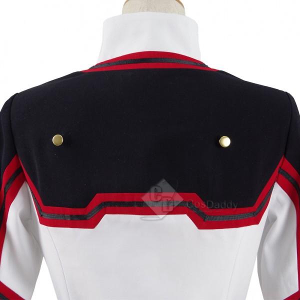 Sword Art Online:Ordinal Scale Asuna Cosplay Costume