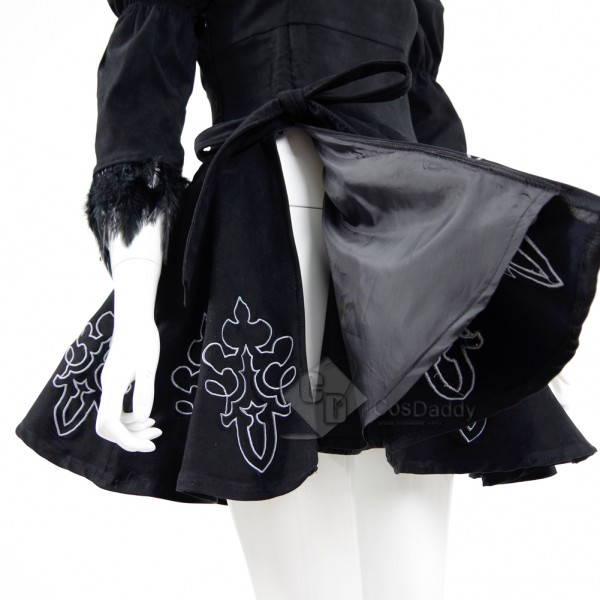 CosDaddy NieR:Automata YoRHa No. 2 Type B Cosplay Costume