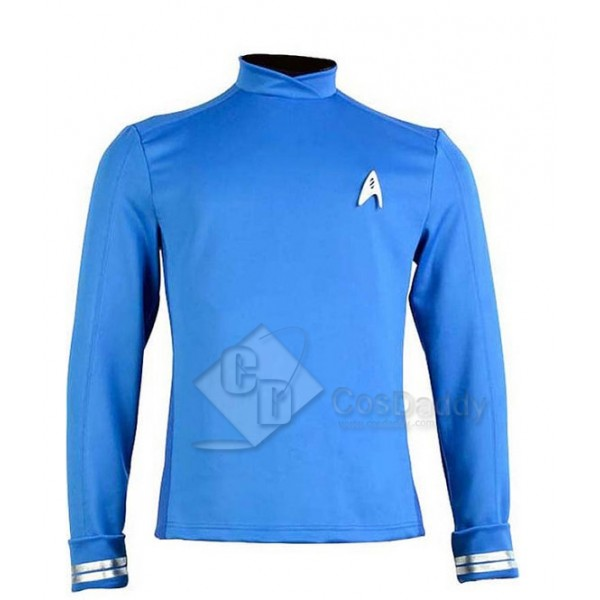 Star Trek Beyond Science Officer Uniform Spock Shi...