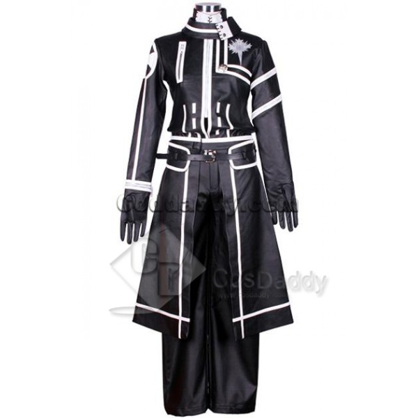 D Gray-man Allen Walker Cosplay Costume