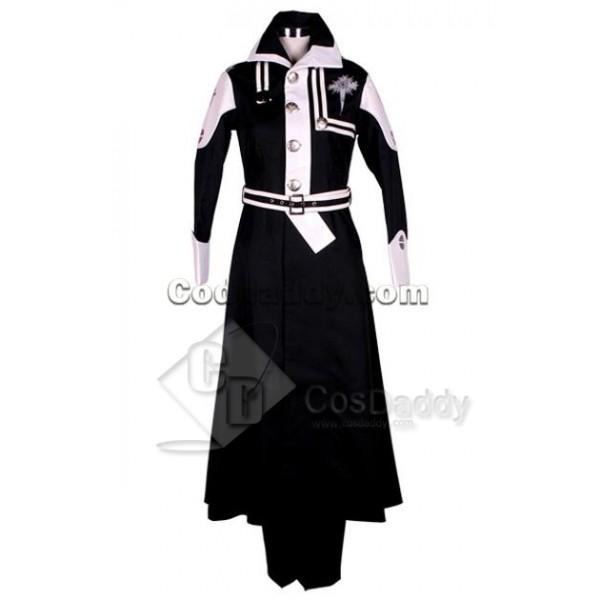 D Gray-man Yu Kanda Cosplay Costume