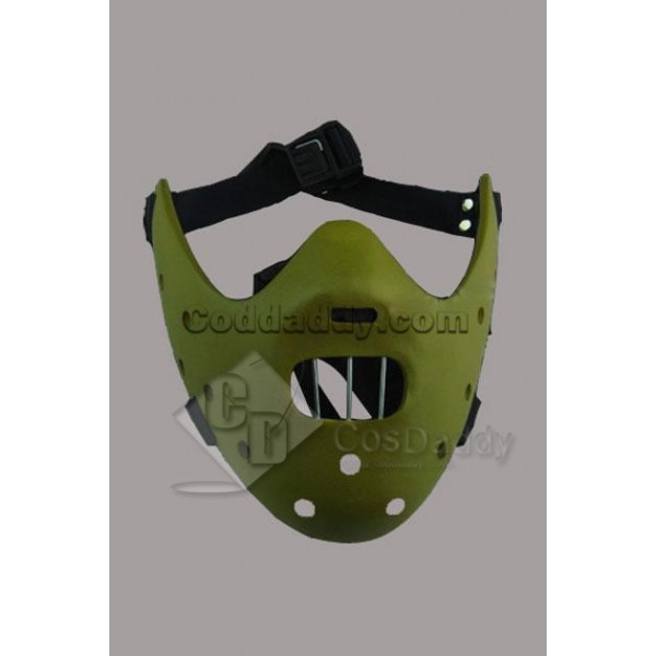 Silence of the Lambs Hannibal Cosplay Mask Green V...