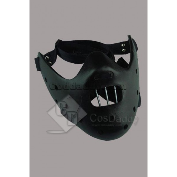 Silence of the Lambs Hannibal Cosplay Mask Black V...