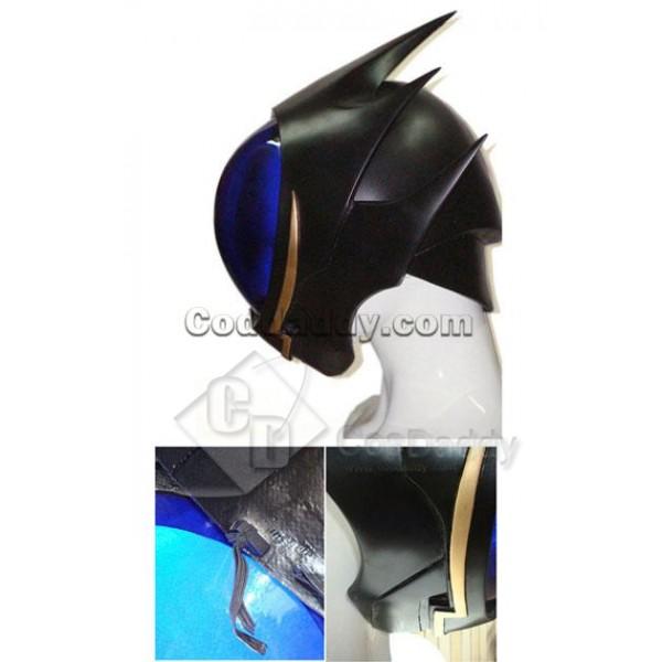 Code Geass Lelouch Zero Cosplay Mask Helmet