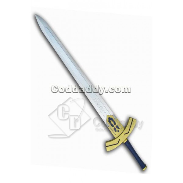 Fate/Stay Night Saber Cosplay PVC Sword Prop