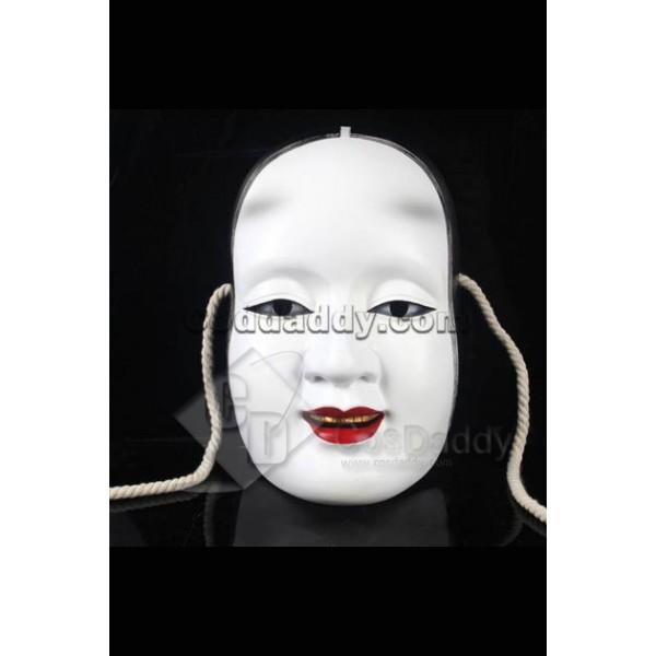Japanese Buddhist Traditional Hannya theme Cosplay Mask