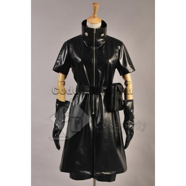 Final Fantasy VII FF7 Cloud Strife Overcoat Cospla...