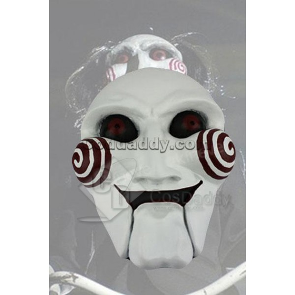 New Scary Adult Saw Movie Jigsaw Puppet Halloween ...