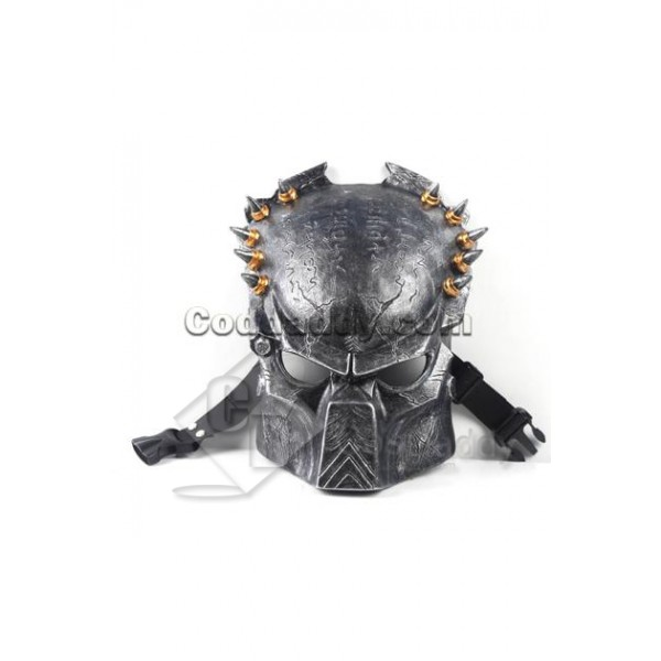 Alien Vs.Predator AVP Predator Cosplay Mask Prop