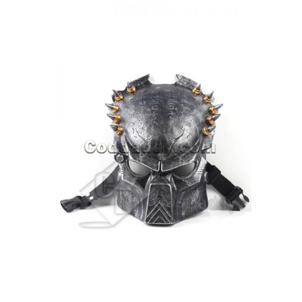 Alien Vs.Predator AVP Predator Cosplay Mask Prop