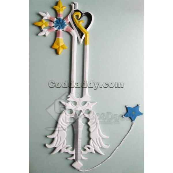 Kingdom Hearts Oathkeeper Cosplay Keyblade