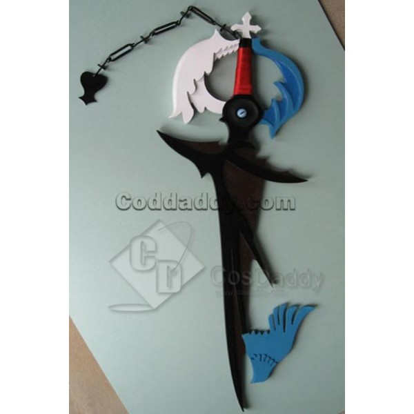 Kingdom Hearts Riku's The way to Dawn Cosplay Keyb...