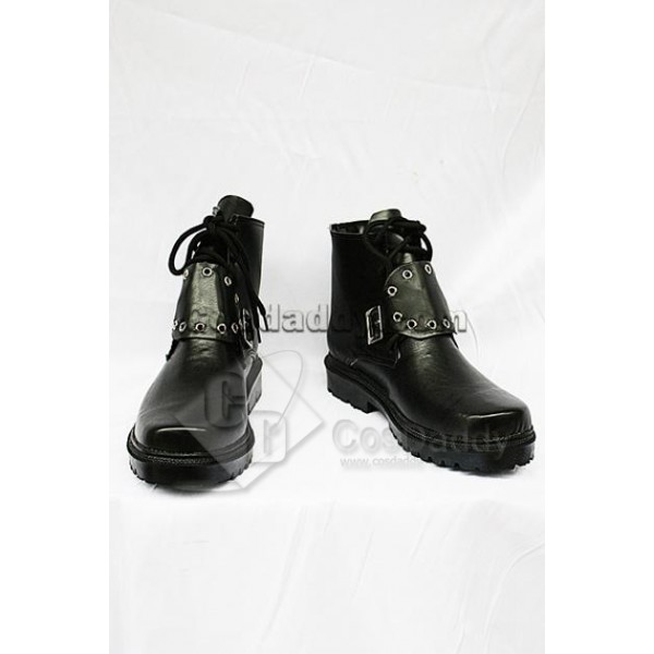 Final Fantasy VIII Squall Leonhart Cosplay Shoes