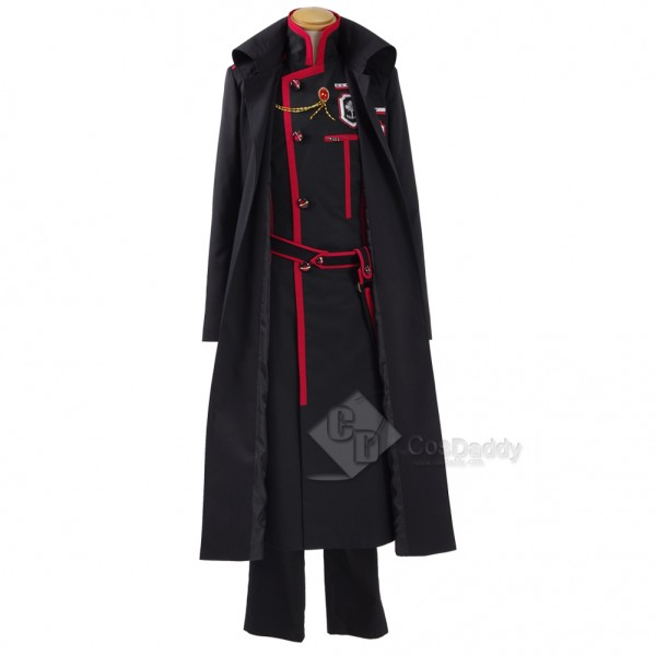 CosDaddy D.Gray Man Kangda You Black New Cosplay Costume