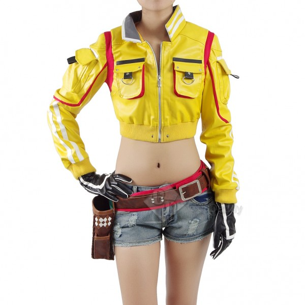 CosDaddy Final Fantasy XV Cindy Aurum Cosplay Jack...