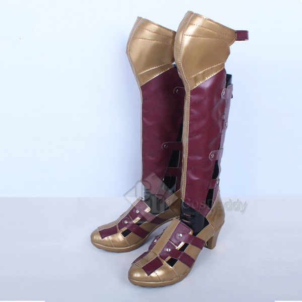 CosDaddy Wonder Woman Princess Diana Cosplay boots