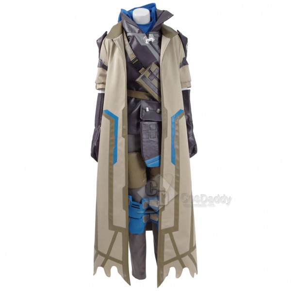 CosDaddy Game OW Ana Costume Cosplay 2016 New Batt...