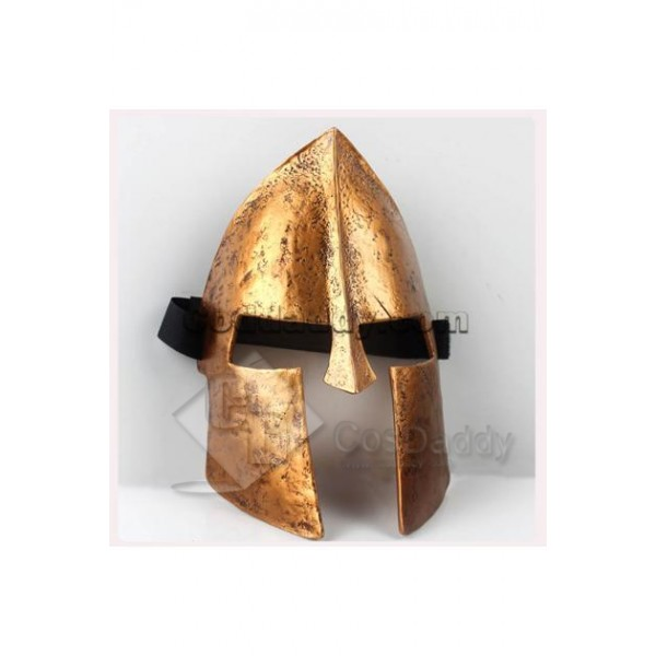 MOVIE 300 SPARTAN Resin Mask Halloween Cosplay Pro...