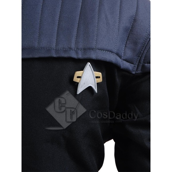 Star Trek TNG The Next Generation Deanna Troi Jumpsuit  Costume