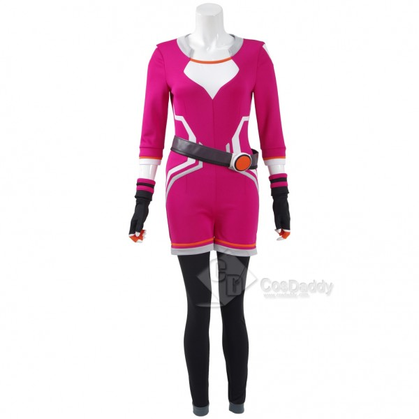 CosDaddy Pokemon Go Costume Women Trainer Uniform ...