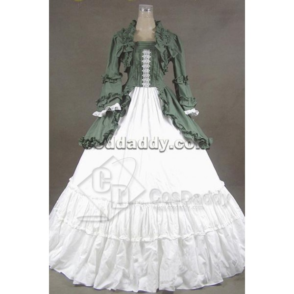 Victorian Gothic Lolita Dress Ball Gown Prom Cospl...