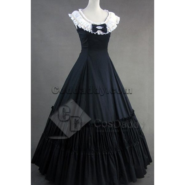 Southern Belle Lolitta Ball Gown Prom Dress Cospla...