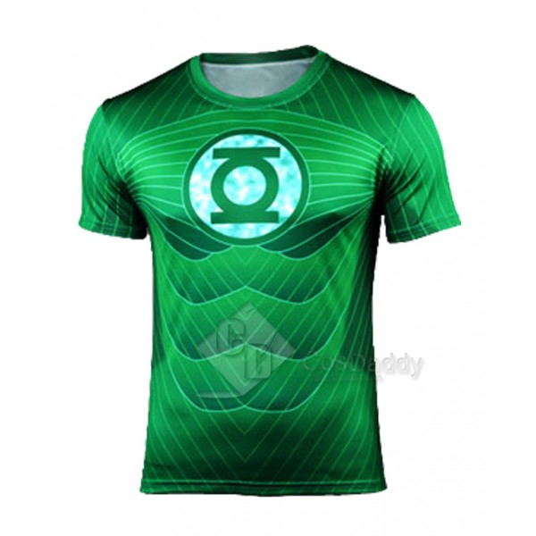DC Green Lantern T shirt Tee Short Sleeves