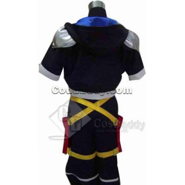 Kingdom Hearts Sora Cosplay Costume Version 2