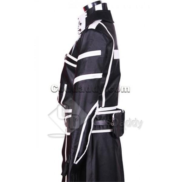 D Gray-man Allen Walker Cosplay Costume