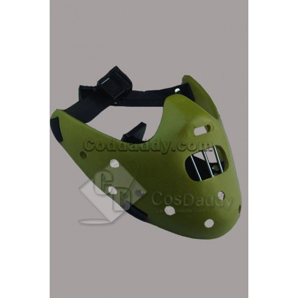 Silence of the Lambs Hannibal Cosplay Mask Green Ver