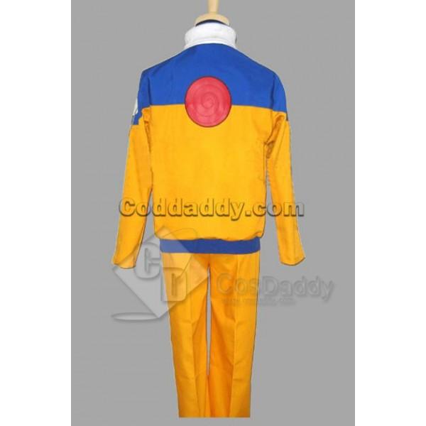 Naruto Naruto Uzumaki Cosplay Costume