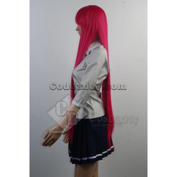 Red Cosplay Wig *Super Long 100cm Wigs