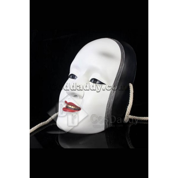 Japanese Buddhist Traditional Hannya theme Cosplay Mask