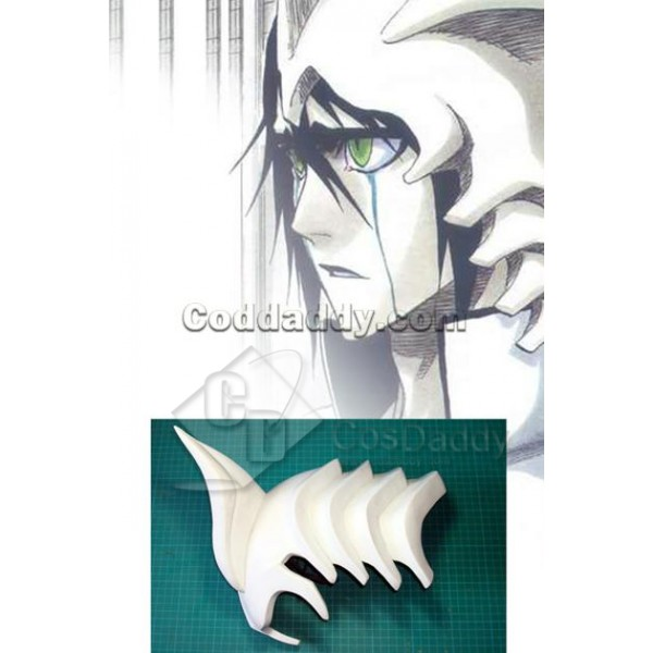 Bleach Ulquiorra Hollow Cosplay MASK Helmet
