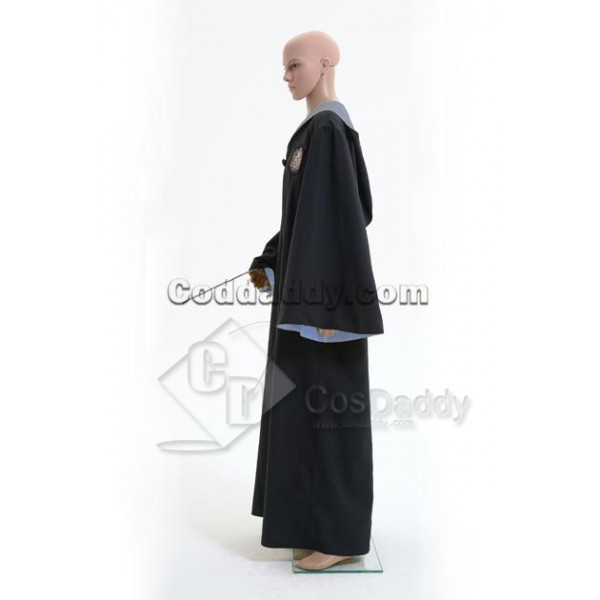 Harry Potter Ravenclaw of Hogwarts Robe Cosplay Costume