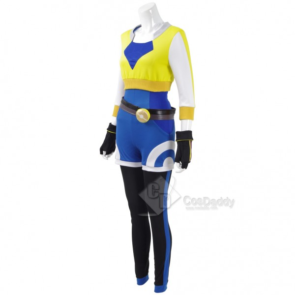 CosDaddy Final Fantasy XV Cindy Aurum Cosplay Halloween Costume