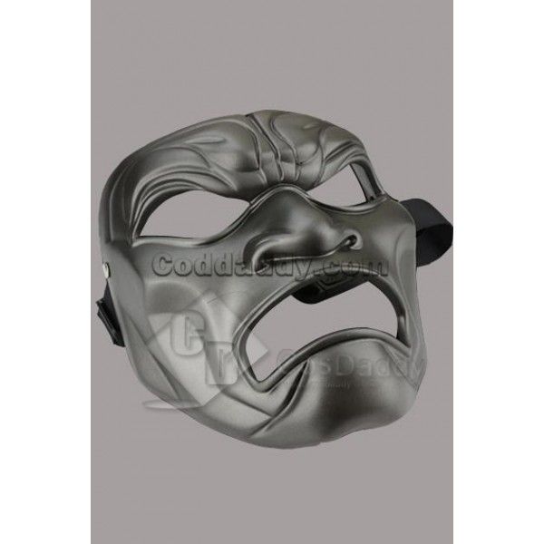 The 300 Spartans Mask Movie Prop Replica Cosplay Ver B
