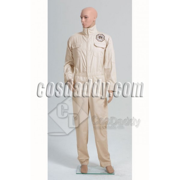 Lost Dharma Initiative Jumpsuit Uniform Cosplay Co...